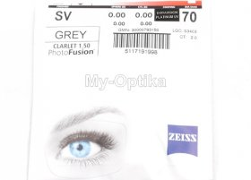 Carl Zeiss SV 1.5 PhotoFusion Grey DV Platinum UV