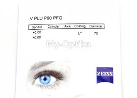 Carl Zeiss SV 1.6 AS PhotoFusion Grey DV Platinum UV