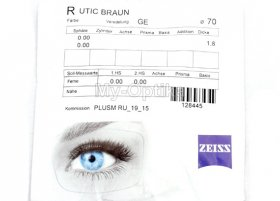 Carl Zeiss SV 1.5 Mineral Umbramatic Brown Gold ET