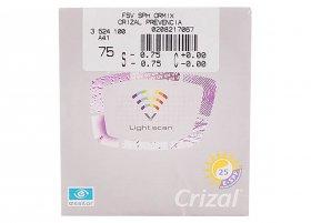 Линза Essilor 1.61 Ormix Prevencia Crizal