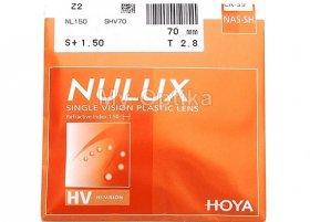 Линза Hoya 1.5 Nulux HVA AS