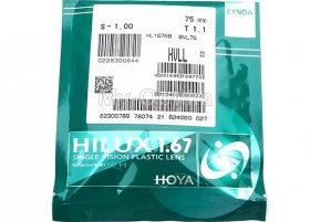 Линза Hoya 1.67 Hilux HVLL