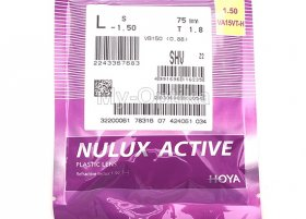 Линза Hoya 1.5 Nulux Active Super Hi-Vision