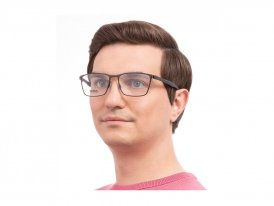 Hugo Boss 1079 SVK на мужском лице