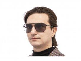 Ic Berlin Marcel Graphite Black Storm Grey на мужском лице