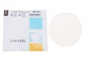 Линза Cryol 1.56 Photo Grey Brown