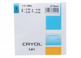 Линза Cryol 1.61 HMC