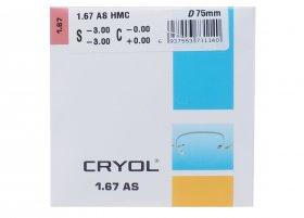 Линза Cryol 1.67 AS HMC