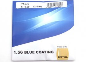 Линза Cryol 1.56 Blue Coating
