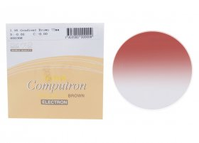 Линза Cryol Computron Gradient 1.56 Brown Grey 70% HMC
