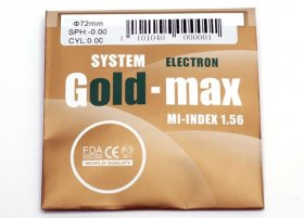 Линза Gold Max 1.56 HMC