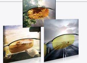Линзa DriveWear 1.59 Crizal Sun UV
