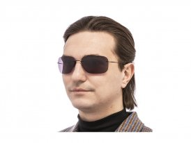 Silhouette 8723 9140 TMA Ultra Thin на мужском лице