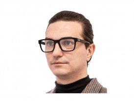 Versace 3285 GB1 на мужском лице