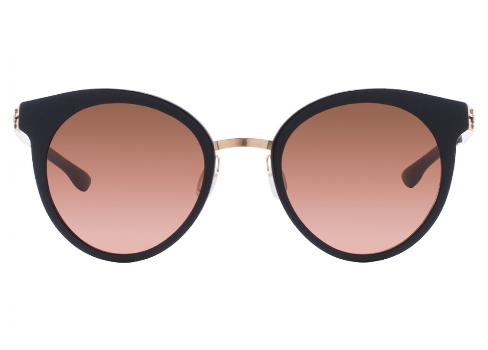 Очки Ic Berlin Moo S Rose Gold Black